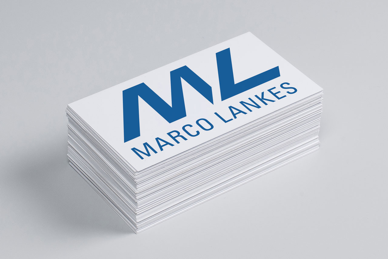 Logo Design Marco Lankes GmbH