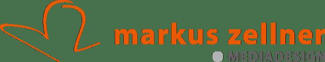 Markus Zellner Mediadesign Retina Logo