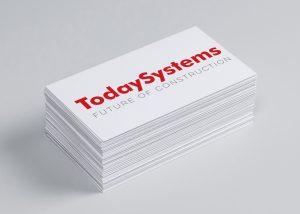 Logo Design TodaySystems GmbH