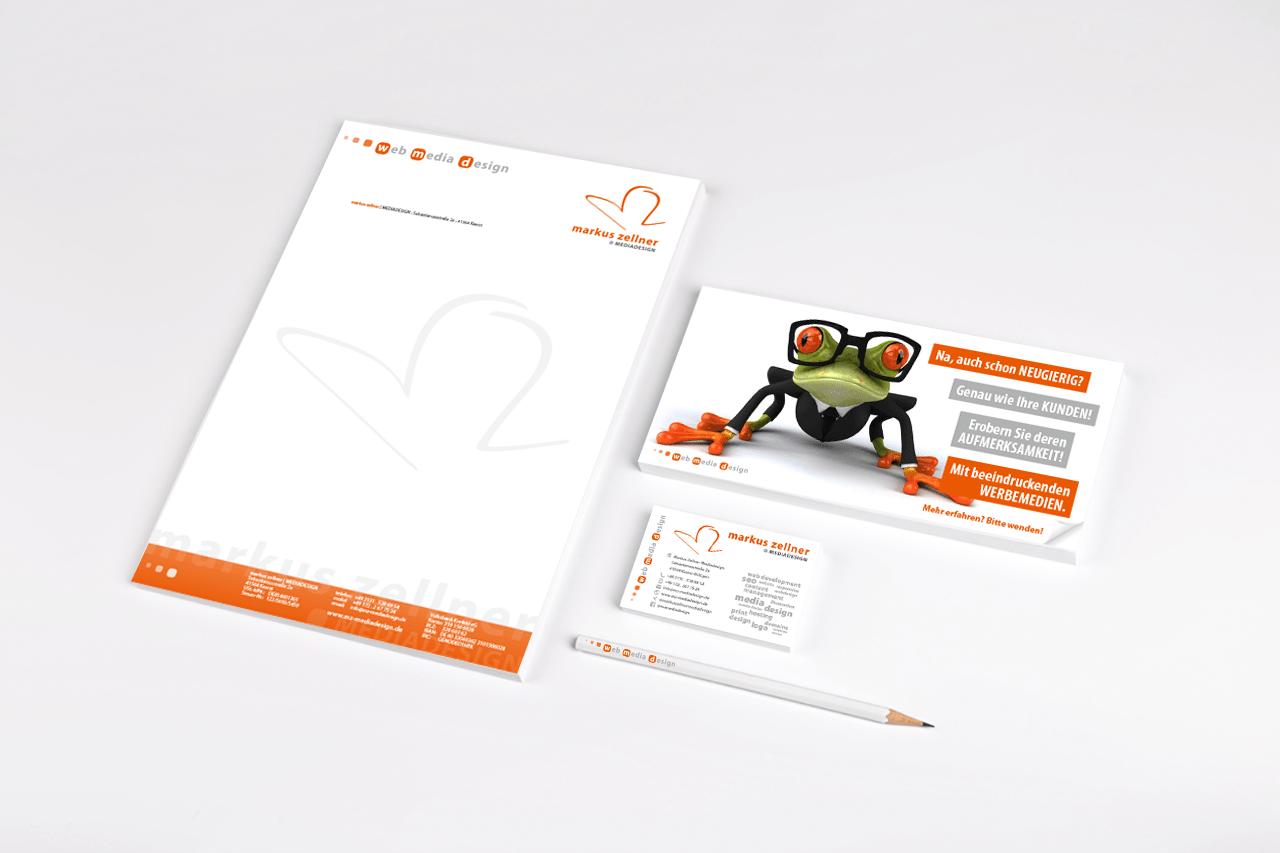 Druck- und Werbeprodukte Markus Zellner Mediadesign