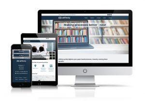 Website atfinity GmbH
