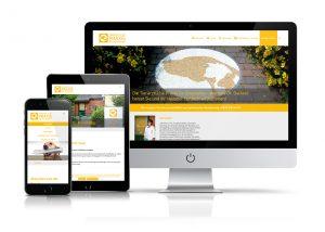 Website Tierärztliche Praxis für Kleintiere Dr. Cosima Bouassiba