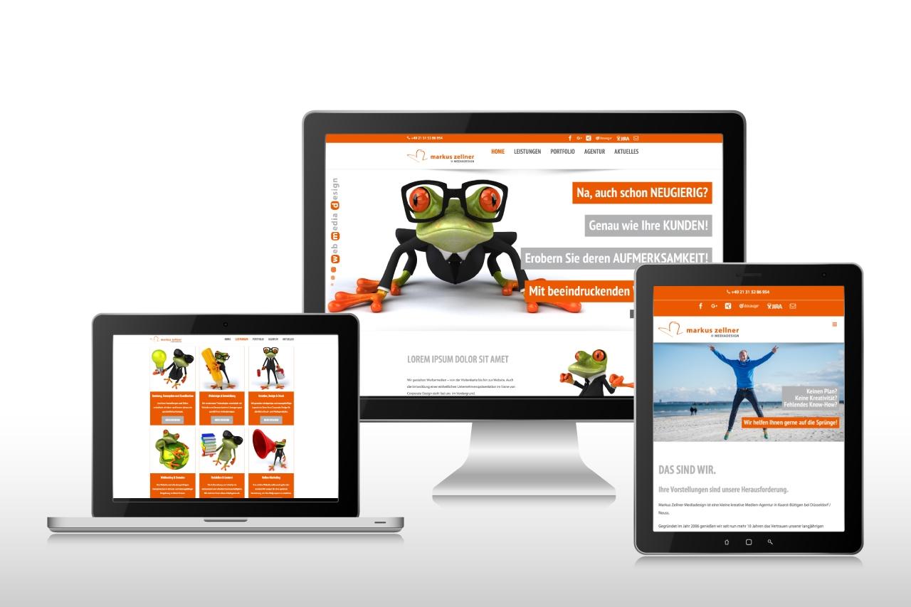 Website Relaunch 2016