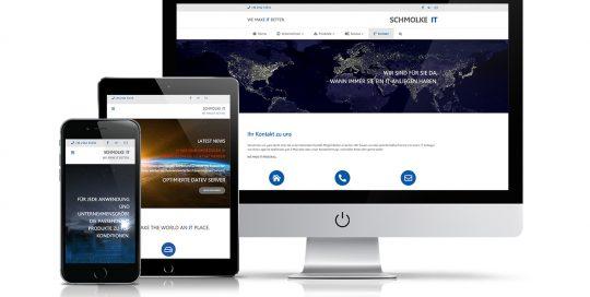 Website Schmolke IT