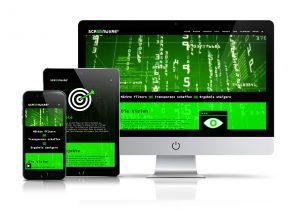 Website Showcase Screenware GmbH & Co. KG