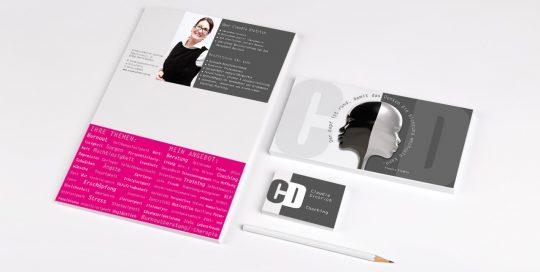 Druck- und Werbeprodukte Claudia Dietrich Coaching