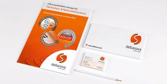 Druck- und Werbeprodukte Deltanova GmbH
