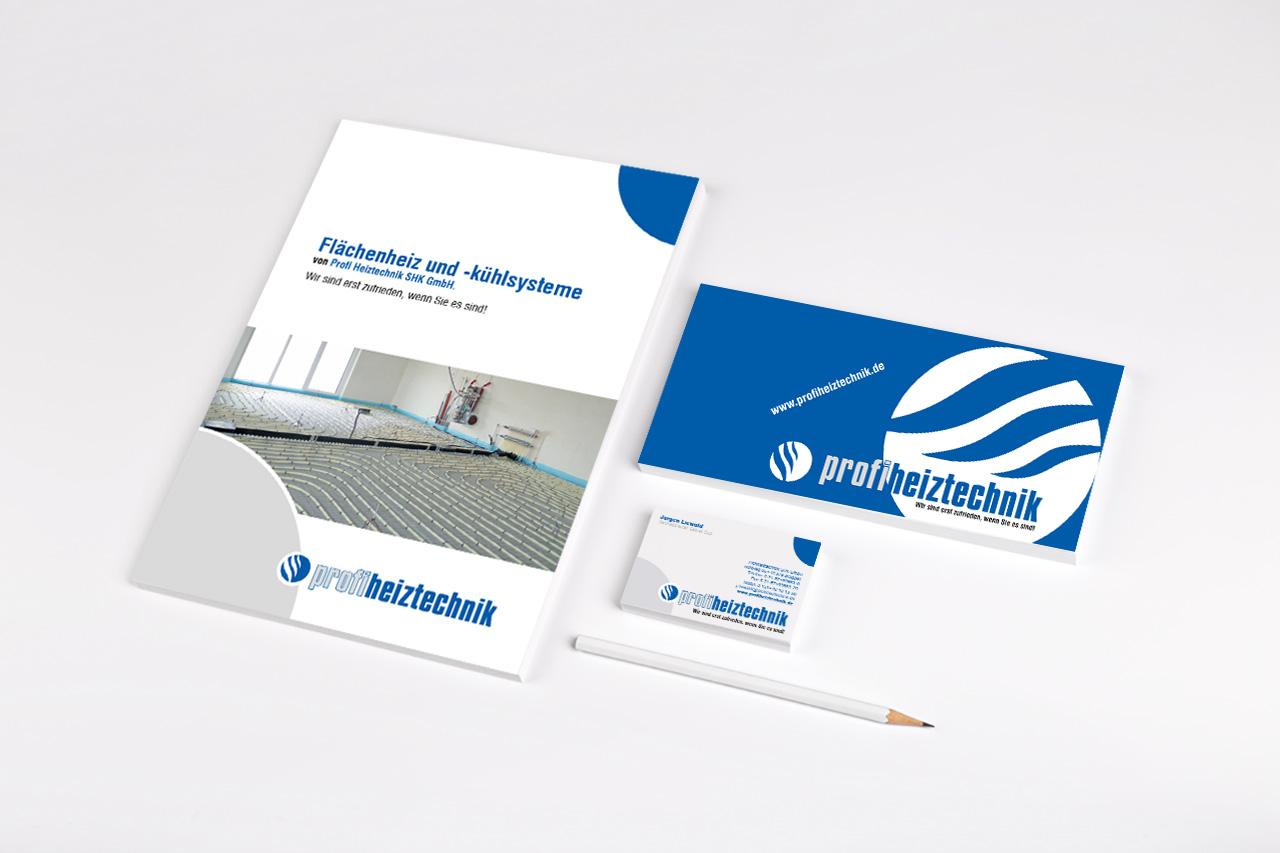 Druck- und Werbeprodukte Profiheiztechnik SHK GmbH